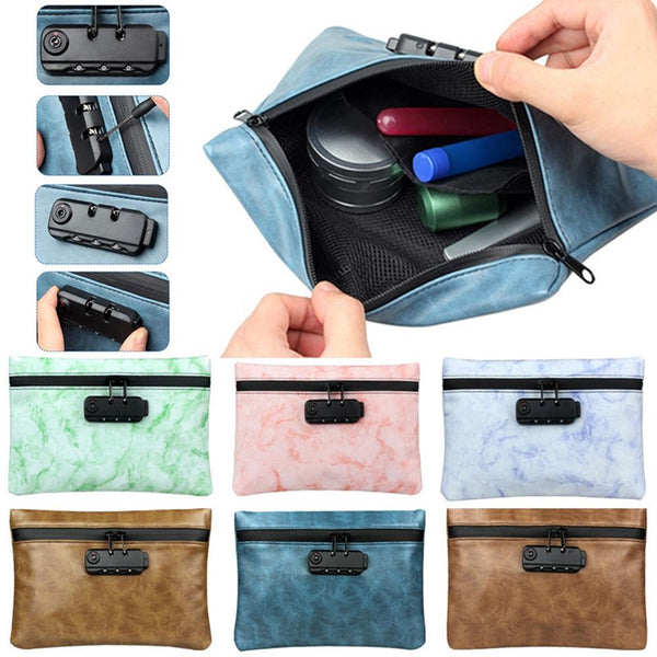 Smell Proof Portable Travel Bag