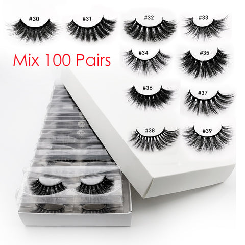 Natural Mink Eyelashes