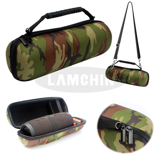 Portable Speaker Bag Case