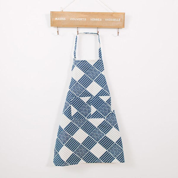 Purple Fawn Household Apron