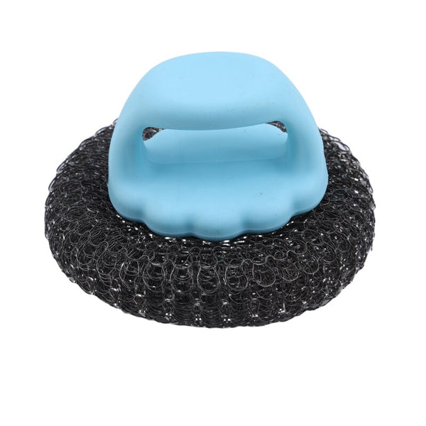 Wire Ball Cleaning Brush