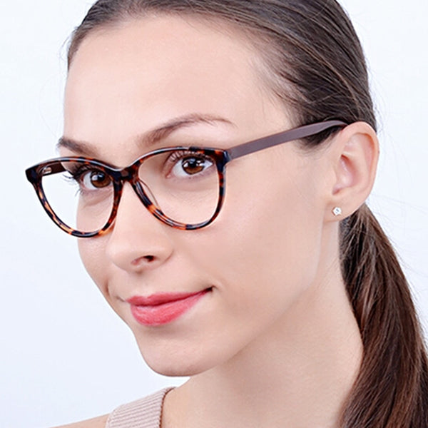 Retro Acetate Glasses