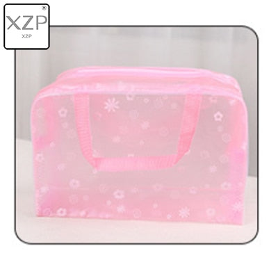 Waterproof Portable Makeup Pouch