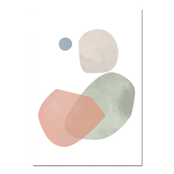 Abstract Minimalist Canvas Art