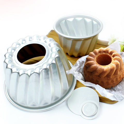 Aluminum Alloy Mini  Cake Pan Mold