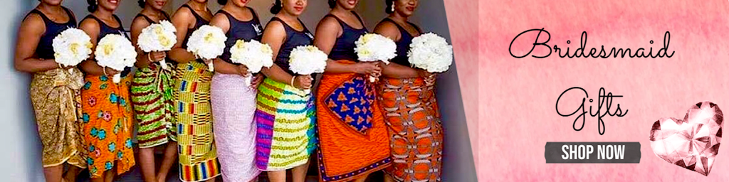 African Bridal Gfts