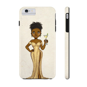 Diva Two Cell Phone Case