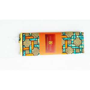 Jazzy Head Wrap - Zabba Designs African Clothing Store