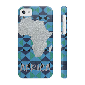 Tapiwa African Print Phone Case For Women And Men - Zabba Designs African Clothing Store