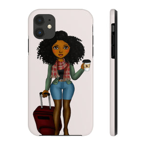 Fly Girl Case Mate Tough Phone Cases
