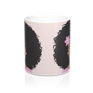 Perfect Pink Bubble Gum Coffee Mug - Zabba Designs African Clothing Store