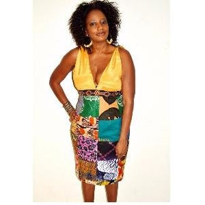Ankara Print Patchwork Short Dress - Zabba Designs African Clothing Store