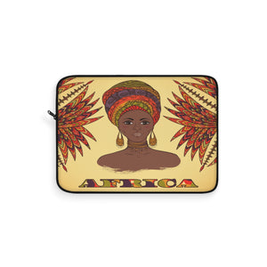 Laptop Sleeve - Zabba Designs African Clothing Store