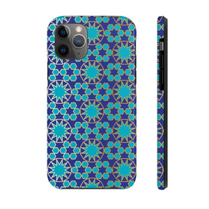 Bluesy Case Mate Tough Phone Cases