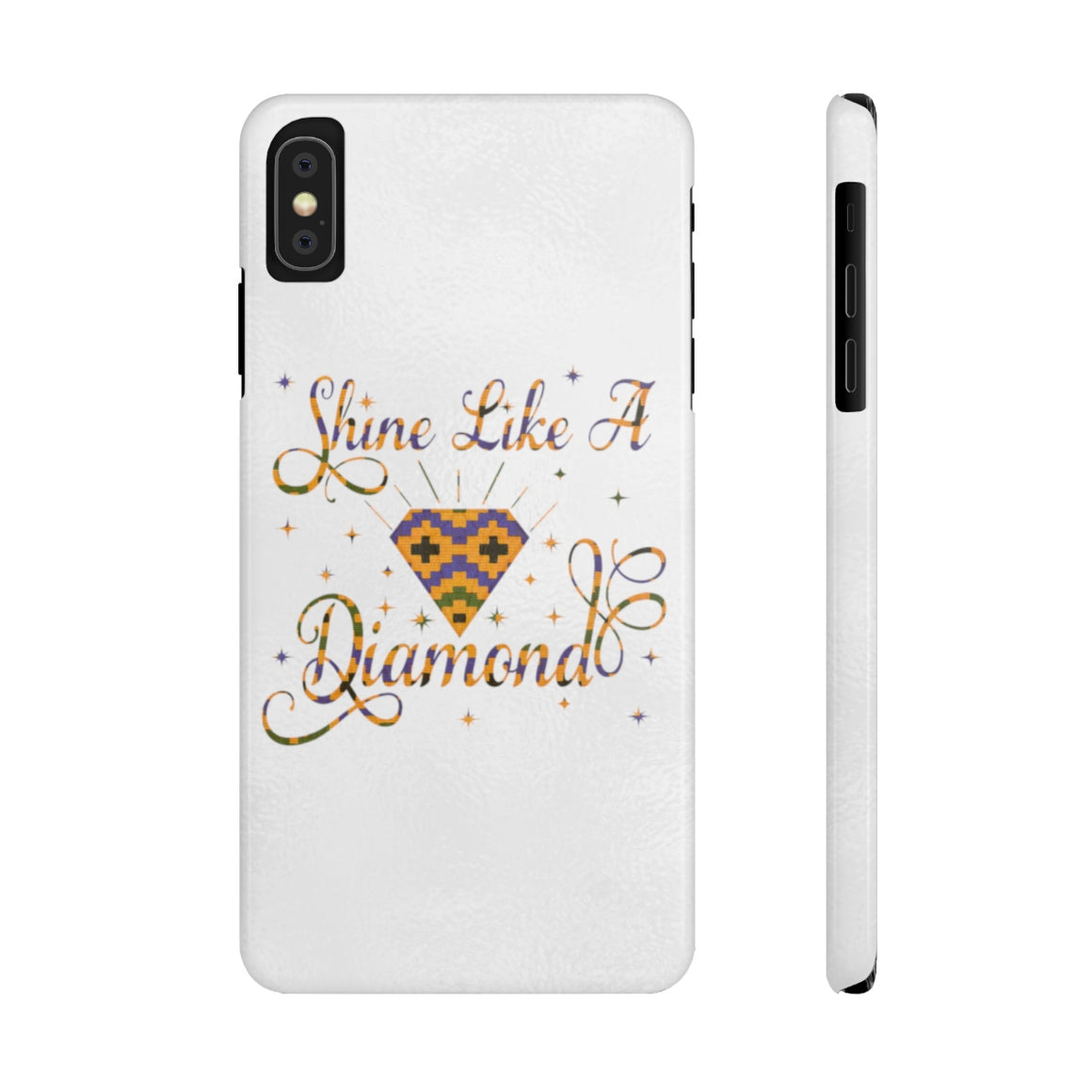 Slim Cell Phone Cases Shine Like A Diamond