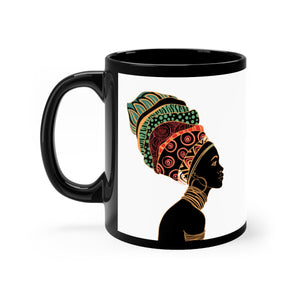 Kenya Women African Tribal mug 11oz