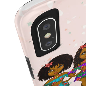 Girlfriend Code Cell Phone Case - Zabba Designs African Clothing Store