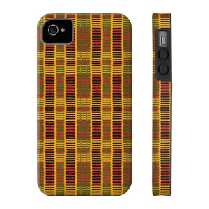 Katliego African Print Phone Case - Zabba Designs African Clothing Store