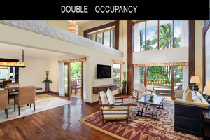 Bali Luxury Vacation Double Room Six Month Payment Plan