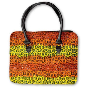 African Print Bag, The Zepuri Bag - Zabba Designs African Clothing Store