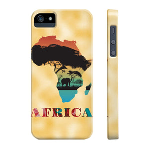 Mama Africa Fashionable Cell Phone Case