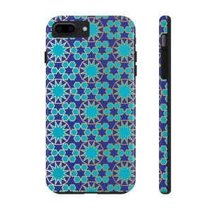 Bluesy Case Mate Tough Phone Cases - Zabba Designs African Clothing Store