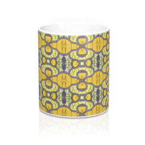 Ethnic African Designer's  Coffee Mug - Zabba Designs African Clothing Store