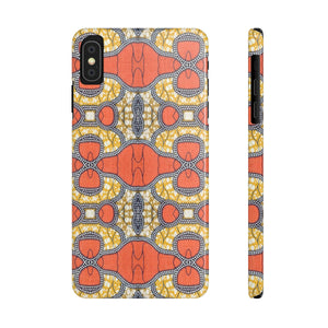 Mesi Case Mate Slim Phone Cases - Zabba Designs African Clothing Store