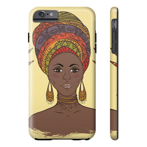 Obasi African Print Phone Case - Zabba Designs African Clothing Store