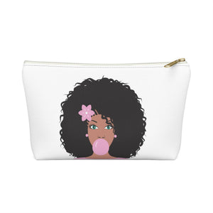 Candy Make Up Pouch w T-bottom