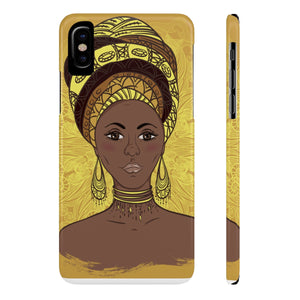 Sadie Case Mate Slim Phone Cases - Zabba Designs African Clothing Store