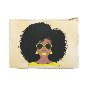 Jazz Make Up Pouch - Zabba Designs African Clothing Store