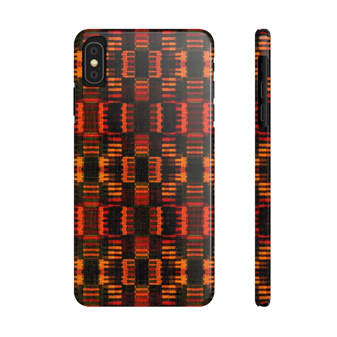 Kente Premium Cell Mate Slim Phone Cases