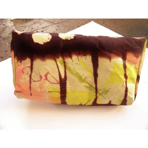 African tie dye fabric clutch, Tie Dye Clutch Purse - Zabba Designs African Clothing Store
