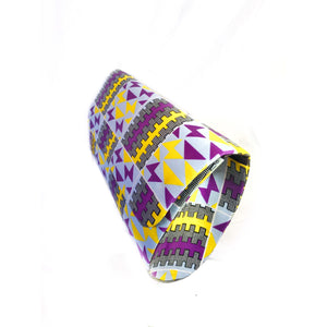 Designer Celia South African  Clutch Purse - Zabba Designs African Clothing Store