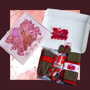 THE BRIDAL PARTY PROPOSAL BOX - Zabba Designs African Clothing Store