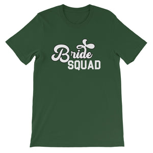 Bride Squad Bachelorette Party T-Shirts - Zabba Designs African Clothing Store