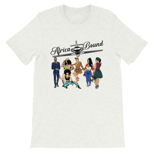 Sister African Bound T-Shirt - Zabba Designs African Clothing Store