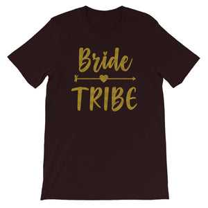 Bride Tribe T-Shirt - Zabba Designs African Clothing Store
