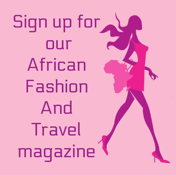 African Gal Travel and Fashion