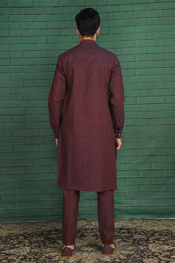 Khaddi Cotton Suit