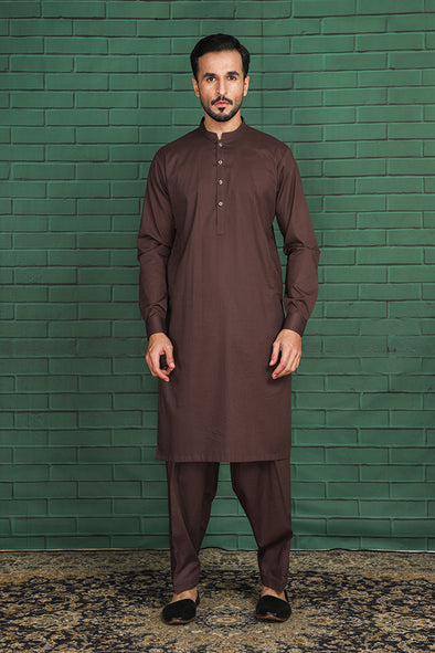 grape giza cotton kameez shalwar