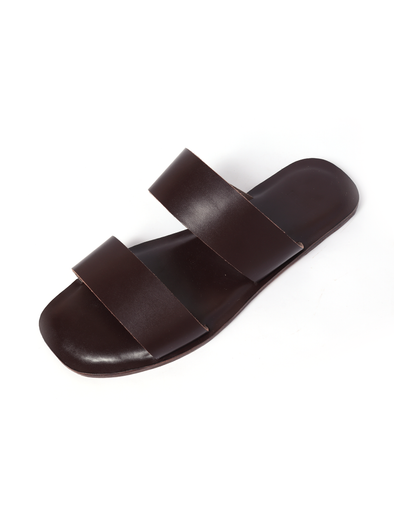 D strap pure leather kolapuri handmade shoe