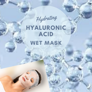 Facial Masks for Sale | Hyaluronic Acid Wet Mask