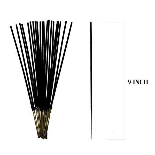 Incense Sticks Variety – Home Fragrance Indian Incense Sticks – 120 sticks Per Set – Includes Incense Stick Holder – Woody&Spicy Set