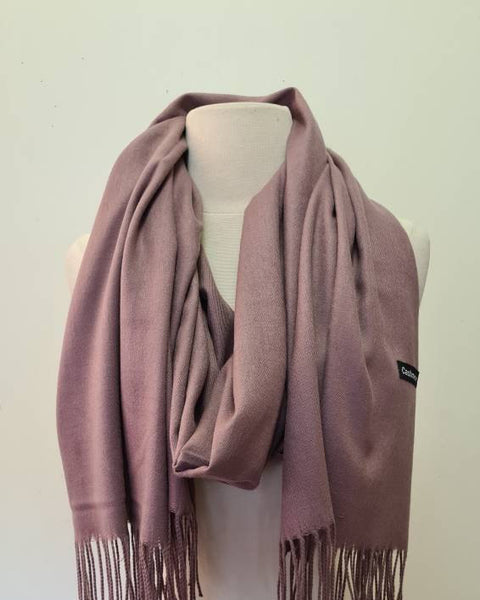 Cashmere Shawl, Scarf, in Large size. Soft&Warm for Day/Evening wrap in different Colors.