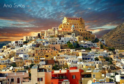 SYROS - The Lady of the Cyclades