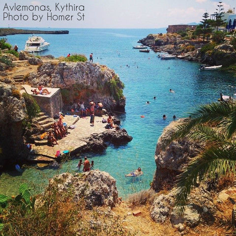 Kythira - Where Love Was Born