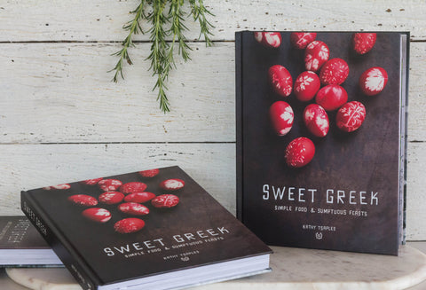 Sweet Greek Cookbook