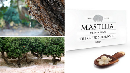 Chios Mastiha Greek SUperfood